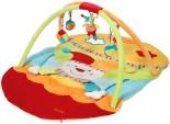 Baby Fehn 70's Stripes 3-D Activity-Decke Pierre [Babyspielzeug]