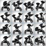 Baby Jogger City Select Onyx