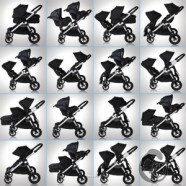 Baby Jogger City Select Onyx