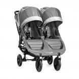 Babyjogger City Mini™GT Double Kinderwagen Zwillingswagen grau