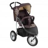 Knorr-Baby Joggy S Kinderwagen Sportwagen braun