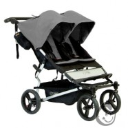 Mountainbuggy Evolution Duet V2.5 flint