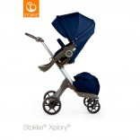 Xplory® V5 Kinderwagen Design 2017 blau