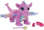 Zapf Creation Baby Born Interactive Zauberdrache (Lila) [Kinderspielzeug]