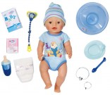 Zapf Creation Baby Born Puppe Interaktive Boy [Kinderspielzeug]