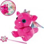 Zapf Creation Baby Born Wonderland Baby-Drache (Pink) [Kinderspielzeug]