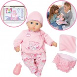 Zapf Creation My First Baby Annabell I Care for You [Kinderspielzeug]