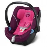 cybex GOLD Babyschale Aton 5 Mystic Pink-purple