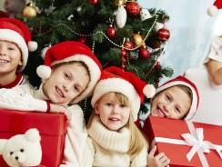 Besondere Weihnachtsgeschenke für Kinder – neueste Trends & top Ideen 2017